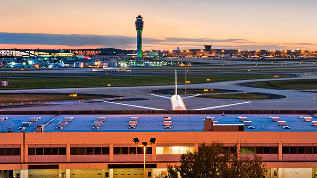 Atlanta Hartsfield Jackson Atlanta International Airport