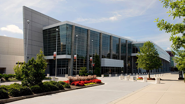 The Georgia World Congress Center Building C