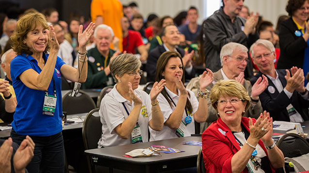 Youth Exchange Officers Preconvention meeting, Rotary International Convention